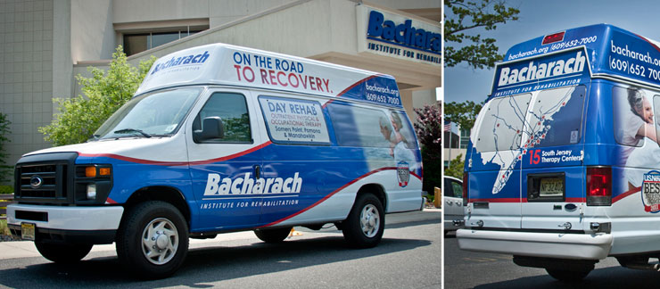 Bacharach Van Design